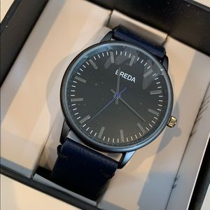 NEVER WORN MENS BREDA WATCH